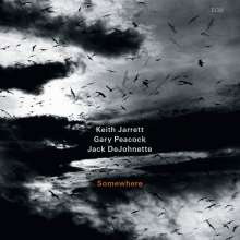 Keith Jarrett (geb. 1945): Somewhere, CD