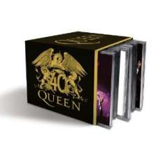 Queen: Collector's Boxset (Limited Edition) (2011 Remaster), 10 CDs