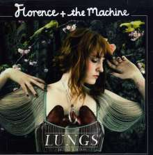 Florence & The Machine: Lungs (Deluxe Edition), 2 CDs