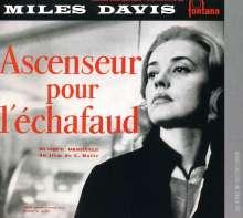 Miles Davis (1926-1991): Ascenseur Pour L'Echafaud, CD