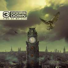3 Doors Down: Time Of My Life, CD