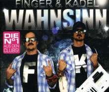 Finger & Kadel: Wahnsinn (2-Track), Maxi-CD