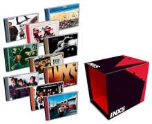INXS: INXS Remasters Collection Boxset (Limited Edition), 10 CDs