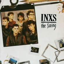 INXS: The Swing (2011 Remaster), CD