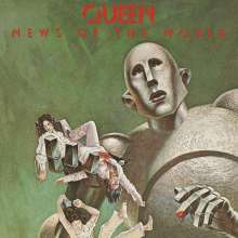 Queen: News Of The World (2011 Remaster), CD