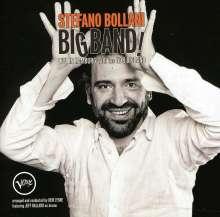 Stefano Bollani (geb. 1972): Big Band! Live In Hamburg 2010, CD