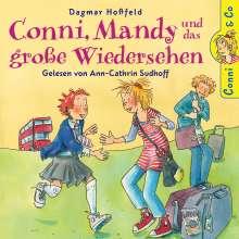 Audiobook: Conni, Mandy Und Das.., 2 CDs