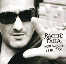 Rachid Taha: Voila Voila - Le Best Of, CD