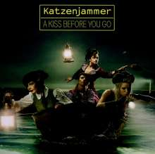 Katzenjammer: A Kiss Before You Go, CD