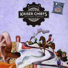 Kaiser Chiefs: The Future Is Medieval, CD