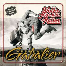 Andreas Gabalier: Volksrock'n'Roller, CD