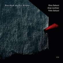 Dino Saluzzi, Anja Lechner & Felix Saluzzi: Navidad De Los Andes, CD