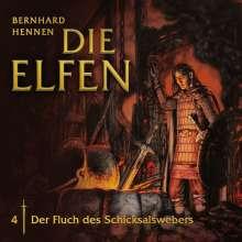 Bernhard Hennen: Die Elfen 04: Der Fluch des Schicksalswebers, CD