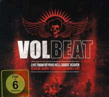 Volbeat: Live From Beyond Hell / Above Heaven (Limited Edt.)(CD+2DVD), CD