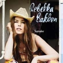 Rebekka Bakken (geb. 1970): September (Limited Edition Digipack), CD