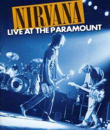Nirvana: Live At The Paramount, DVD