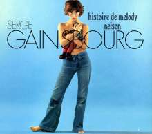 Serge Gainsbourg: Histoire De Melody Nelson (Limited Edition) (2 CDs + DVD), 2 CDs