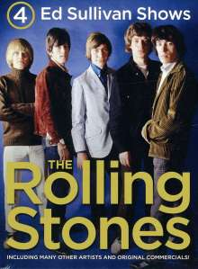 The Rolling Stones: Ed Sullivan Shows 4/1965-67, DVD