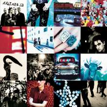 U2: Achtung Baby (20th-Anniversary-Edition), CD