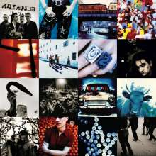 U2: Achtung Baby (20th Anniversary-Deluxe Edition), 2 CDs