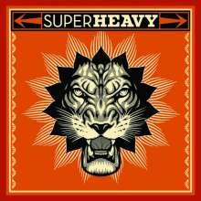 SuperHeavy: SuperHeavy, CD