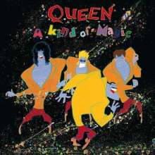 Queen: A Kind Of Magic (2011 Remaster), CD