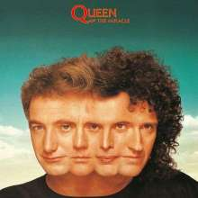 Queen: The Miracle (2011 Remaster), CD