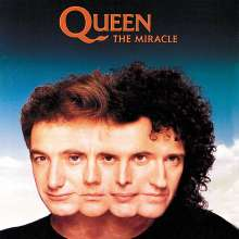 Queen: The Miracle (Deluxe-Edition) (2011 Remaster), 2 CDs
