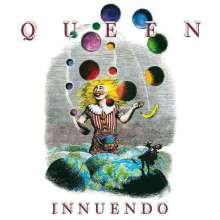 Queen: Innuendo (2011 Remaster), CD