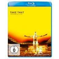 Take That: Progress (Live), Blu-ray Disc