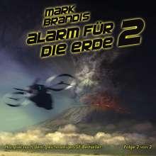 Mark Brandis: Mark Brandis 18. Alarm für die Erde (Teil 2 von 2), CD