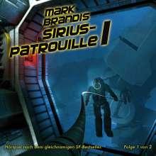 Mark Brandis: 19: Sirius-Patrouille (Teil 1 Von 2), CD