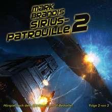 Mark Brandis: Mark Brandis 20: Sirius-Patrouille (Teil 2 von 2), CD