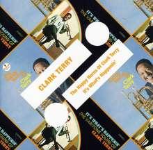 Clark Terry (1920-2015): The Happy Horns Of Clark Terry / It's What's Happenin', CD
