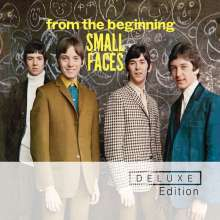 Small Faces: From The Beginning (Deluxe Edition), 2 CDs