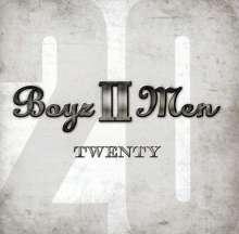 Boyz II Men: Twenty, 2 CDs