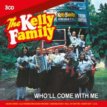 The Kelly Family: Who'll Come With Me (Jewelcase), 3 CDs