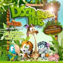 Tiger Taps Und Seine Freunde: Tigerstarke Dschungelhits, CD