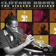 Clifford Brown (1930-1956): Singers Sessions With.., 3 CDs