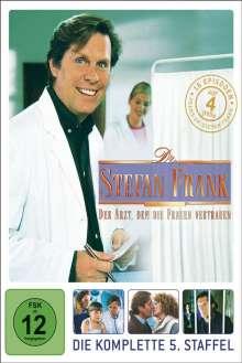 Dr. Stefan Frank - Der Arzt, dem die Frauen vertrauen Vol.5, 4 DVDs