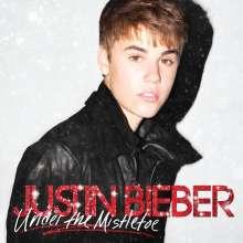 Justin Bieber: Under The Mistletoe, CD