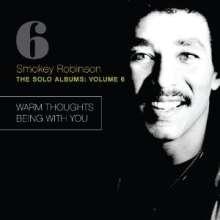 Smokey Robinson: The Solo Albums: Volume 6, CD