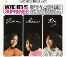 The Supremes: More Hits By The Supremes, 2 CDs