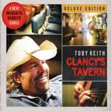 Toby Keith: Clancy's Tavern (Deluxe Edition), CD