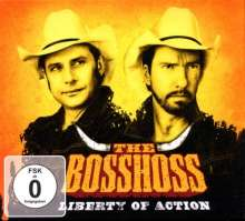 BossHoss: Liberty Of Action (Deluxe Edition) (CD + DVD), CD