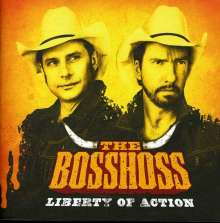 BossHoss: Liberty Of Action, CD