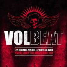 Volbeat: Live From Beyond Hell / Above Hell, 3 LPs