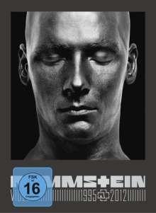 Rammstein: Videos 1995 - 2012, 2 Blu-ray Discs