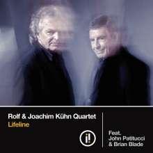 Joachim Kühn & Rolf Kühn: Lifeline, CD