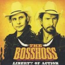 BossHoss: Liberty Of Action, 2 LPs